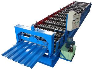 промышленная линия по производсту профнастила