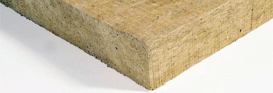 каменная вата для утепления плоской кровли