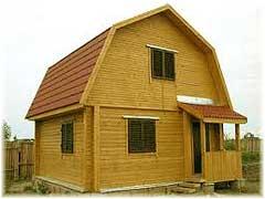 конструкция вальмовой крыши ломаной