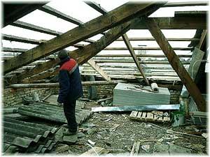 капитальный ремонт кровли крыши
