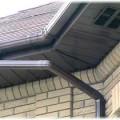карниз крыши и его устройство