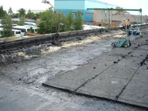 капитальный ремонт плоской крыши