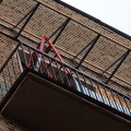 ремонт крыши балкона
