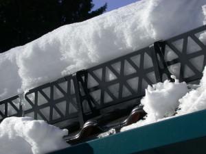 решетчатая система снегозадержания