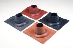 EPDM уплотнители для вентиляционных труб