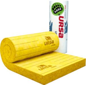 Утеплитель минераловатный УРСА (URSA)