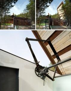 принцип работы раздвижной крыши