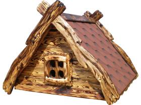 необычная крыша для колодца