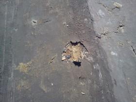 причины протекания крыши гаража
