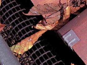 Защитная сетка для водостоков