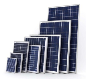Солнечные батареи китайского производства