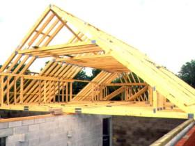 Стропила для крыши