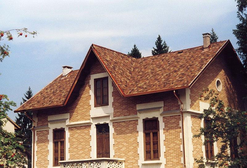Строим крышу