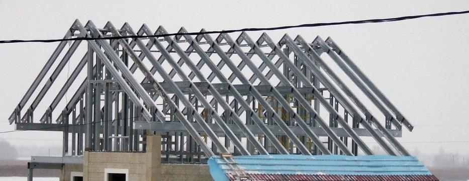 Как собрать крышу и каркас правильно - монтаж и усиление.