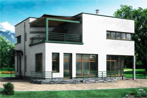 Практичные загородные дома