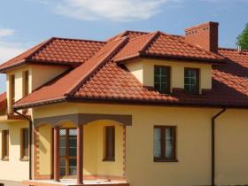 Черепица Roben - отлично подходит  для крыш