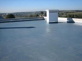 Парапет - обязательное условие для эксплуатируемой крыши
