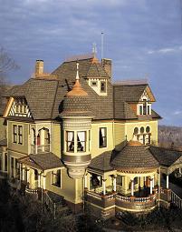 Черепица Certainteed позволяет сооружать крыши различных форм