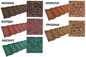 Цветовая гамма Luxard