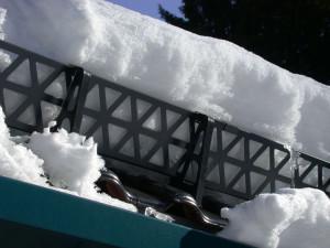 Важность снегозадержателей
